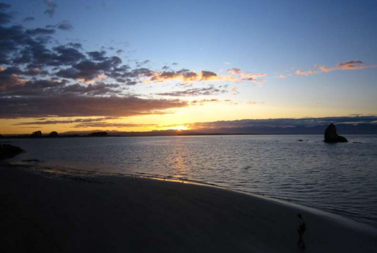 Spectacular Tahunanui Beach
